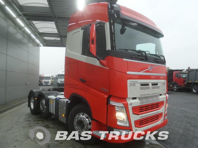 photo de Occasion Tracteur Volvo FH 500 6X2 2013