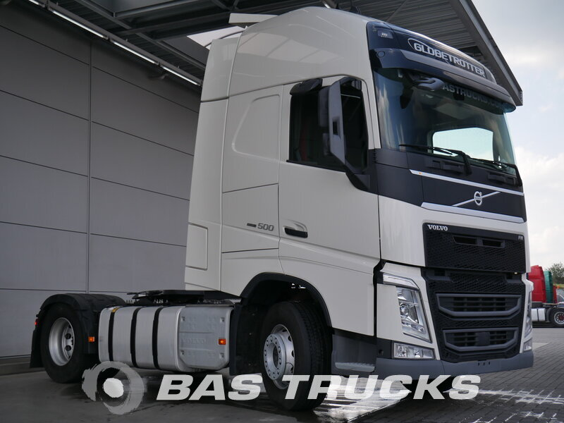 photo de Occasion Tracteur Volvo FH 500 XL 4X2 2017