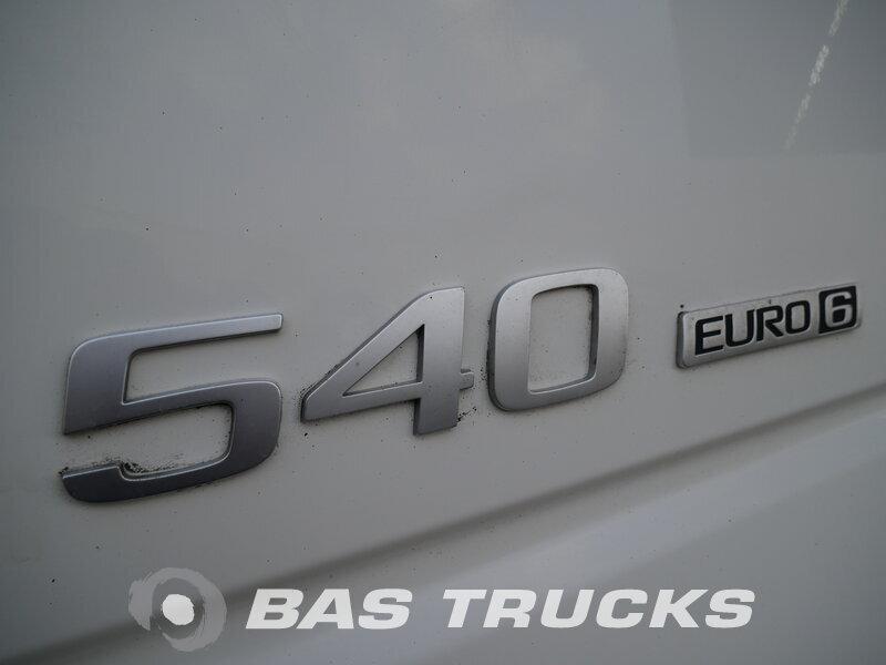 photo de Occasion Tracteur Volvo FH 540 6X2 2014