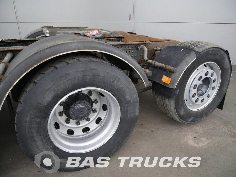 photo de Occasion Tracteur Volvo FH12 420 6X2 2002