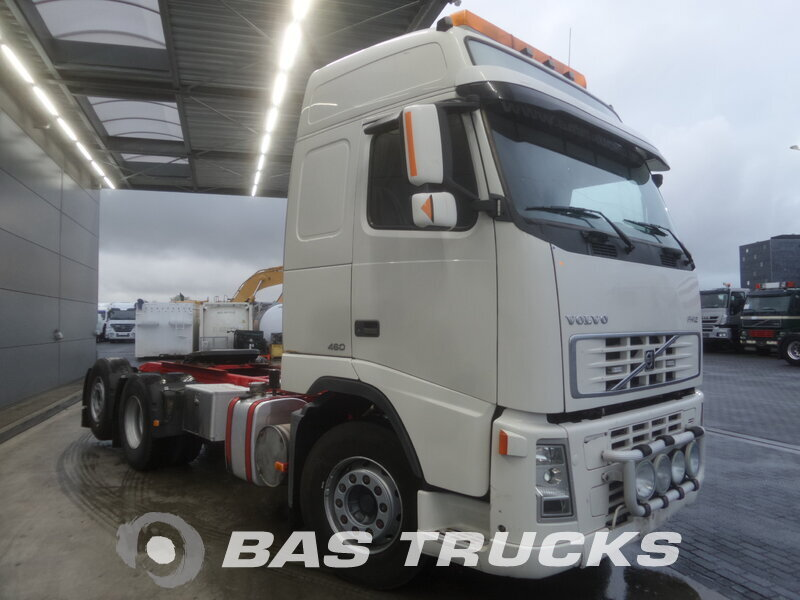 photo de Occasion Tracteur Volvo FH12 460 6X2 2002