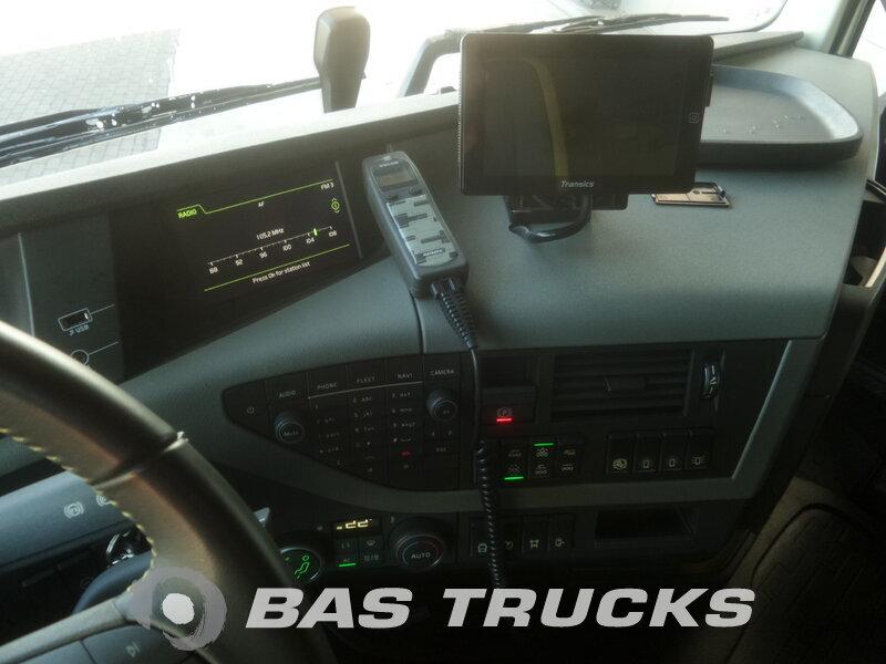 photo de Occasion Tracteur Volvo FH16 750 XL 8X4 2016