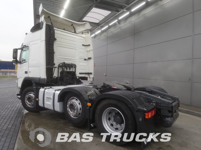 photo de Occasion Tracteur Volvo FM 450 RHD 6X2 2011