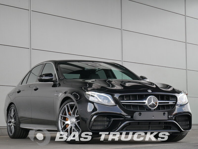 photo de Occasion Voiture Mercedes E 63 AMG SOFORT 2017