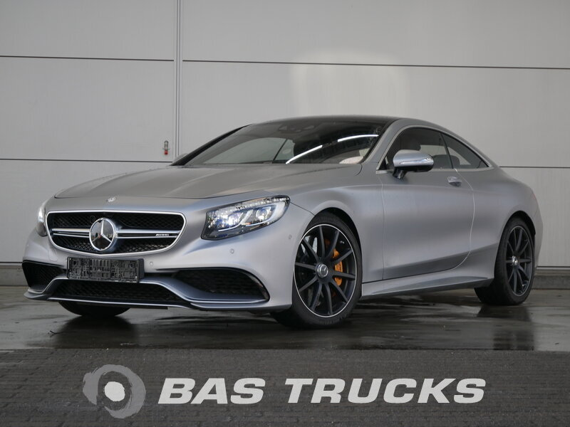 photo of Used Car Mercedes S 63 AMG 4M 2015