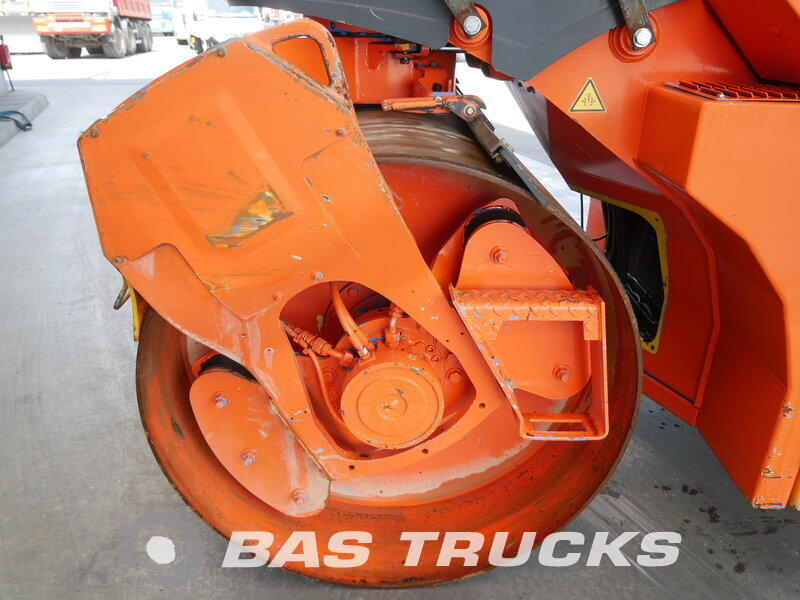photo of Used Construction equipment Bomag BW170 AD AM Roller 2004