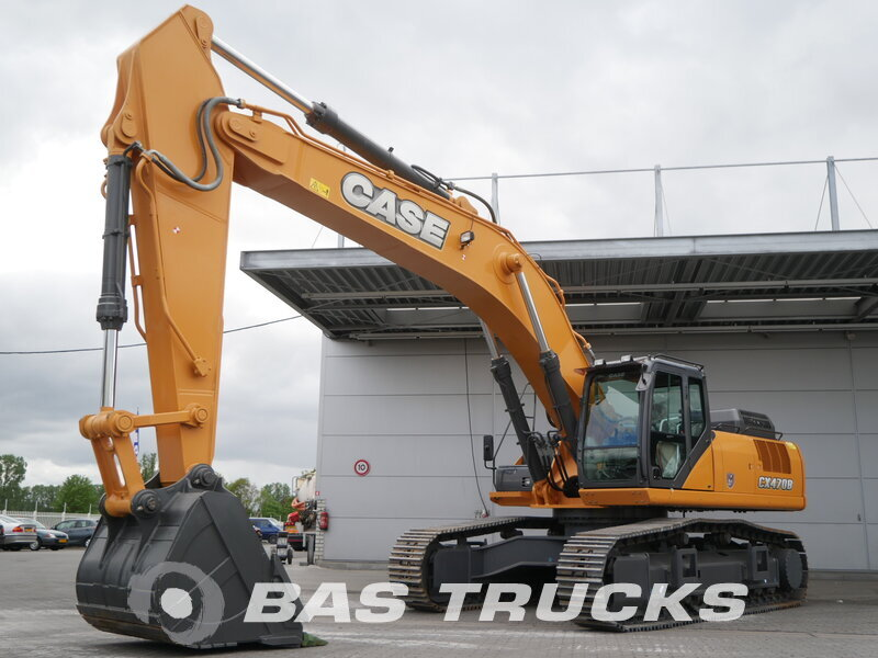 photo of Used Construction equipment Case CX470B Track 2016