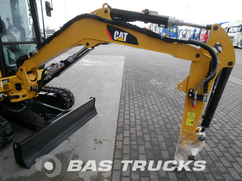 photo of Used Construction equipment Caterpillar 303.5E Track 2016