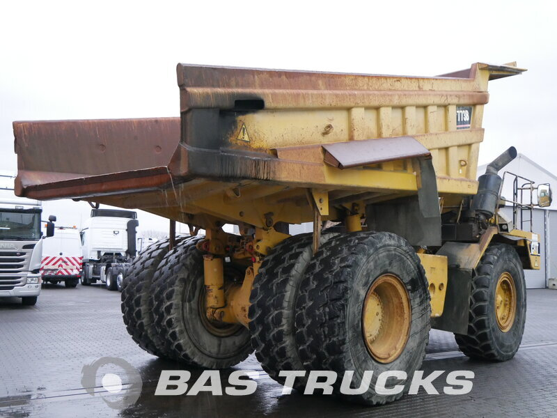 photo of Used Construction equipment Caterpillar 773B 4X4 1993
