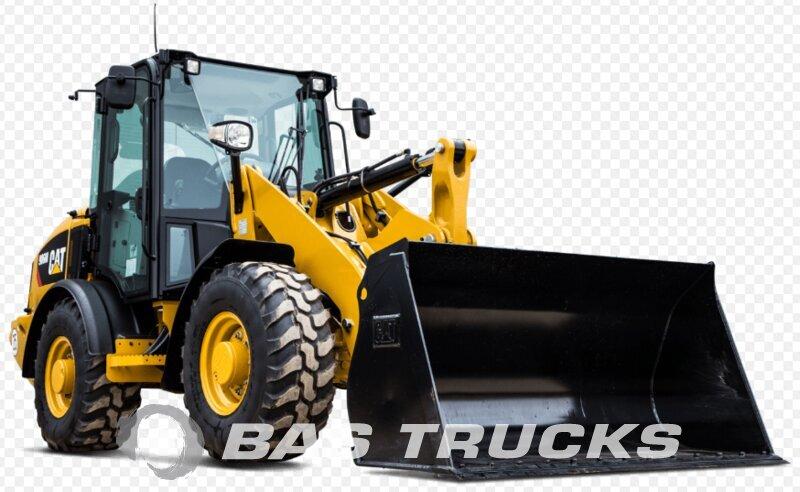 photo of Used Construction equipment Caterpillar 908M 4X4 2018