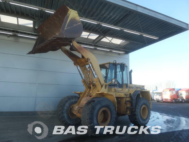 photo of Used Construction equipment Caterpillar 950 F-2 4X4 1993