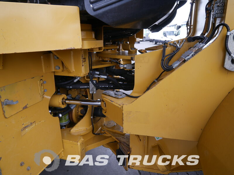 photo of Used Construction equipment Caterpillar 950H 4X4 2008