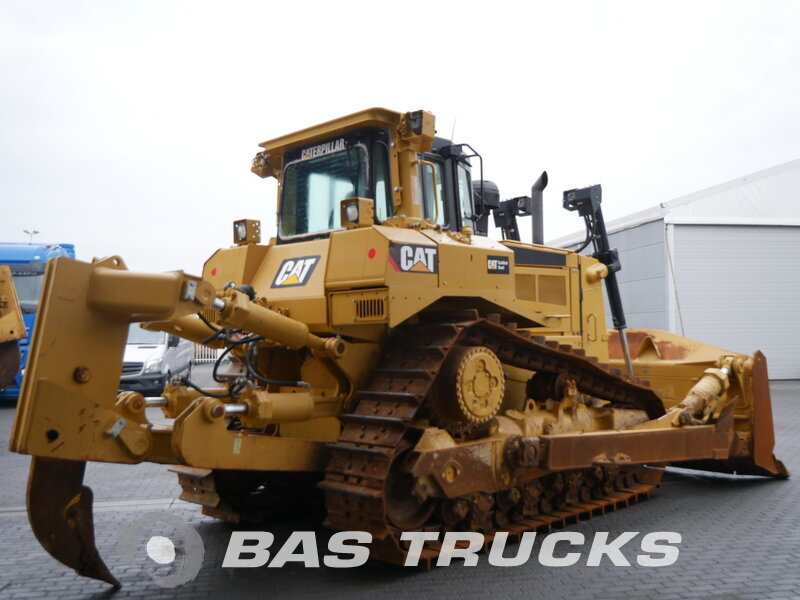 photo of Used Construction equipment Caterpillar D8R Track 2014