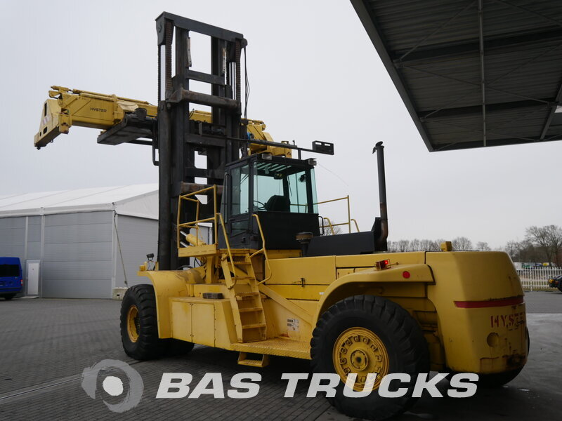 photo of Used Construction equipment Hyster H44.00C-16CH 4X2 1992