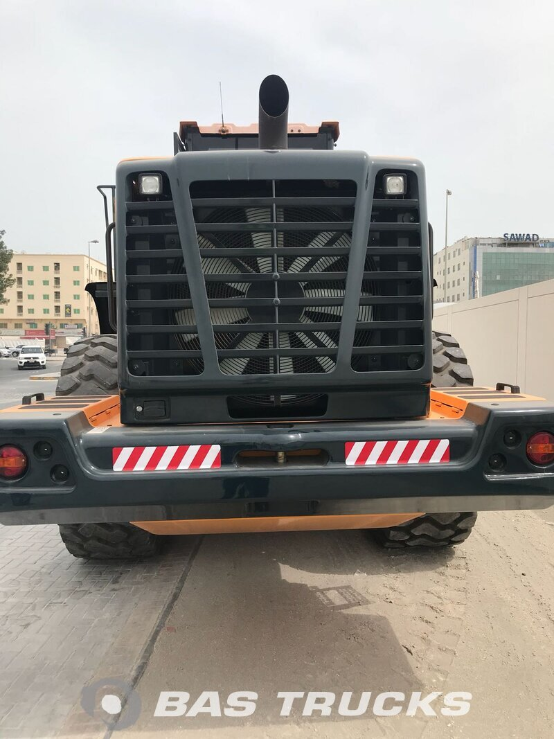 photo of Used Construction equipment Hyundai HL 780-9S 4X4 2016