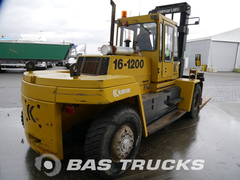 photo of Used Construction equipment Kalmar LMV DC16-1200 4X2 1987