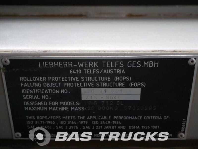 photo of Used Construction equipment Liebherr 712 Track 1999