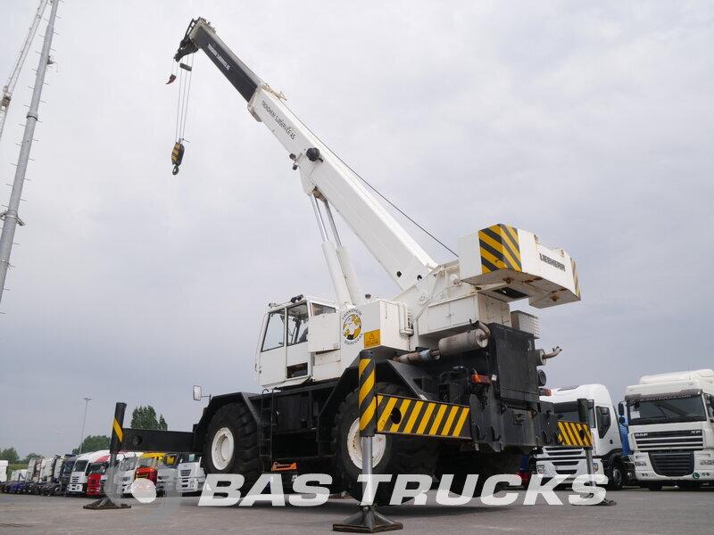 photo of Used Construction equipment Liebherr LT1060 LTL1060 4X4 1984