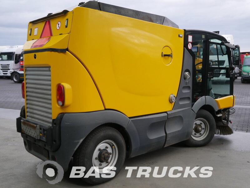 photo of Used Construction equipment Mathieu Azura 2000 4X2 2010