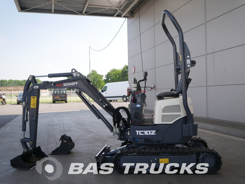 photo of Used Construction equipment Schaeff TC10 Track 2017