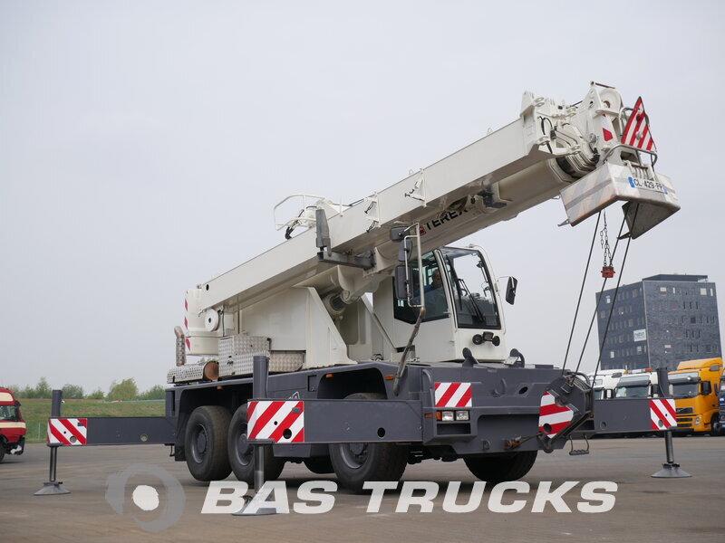photo of Used Construction equipment Terex Demag City Crane AC40-1 6X6 1999
