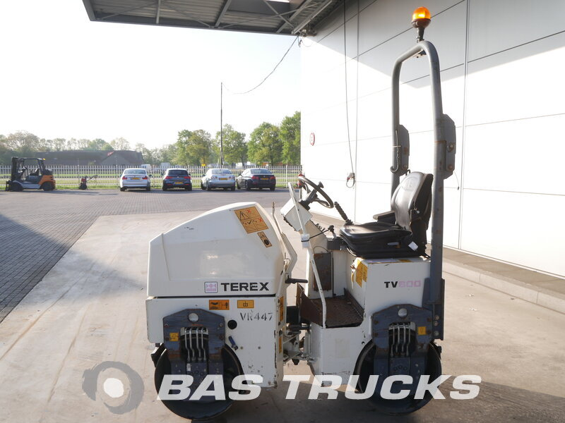 photo of Used Construction equipment Terex TV800K Roller 2009