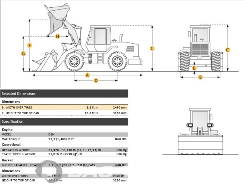 volvo l90 g construction equipment u20ac49950 bas trucks rh bastrucks com volvo l90 wiring diagram Volvo L90F Stock