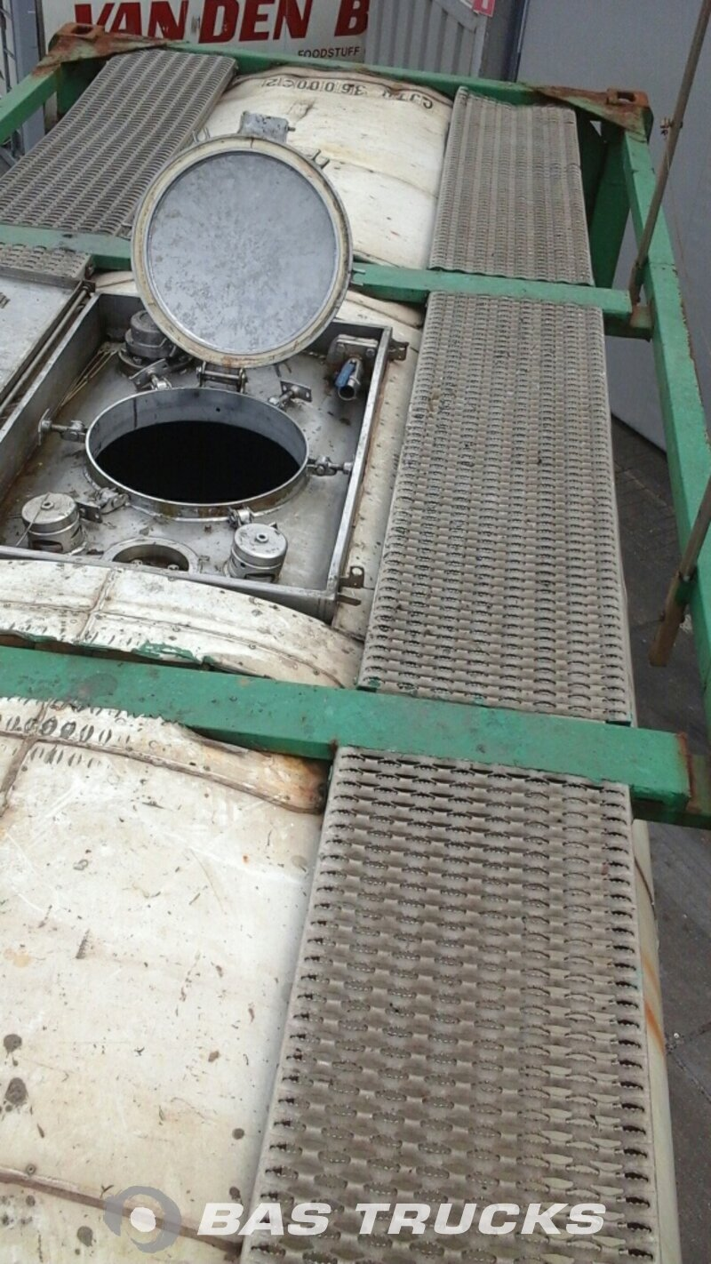 photo of Used Containers BSL 20Ft Tankcontainer 26000ltr 20ft 1970