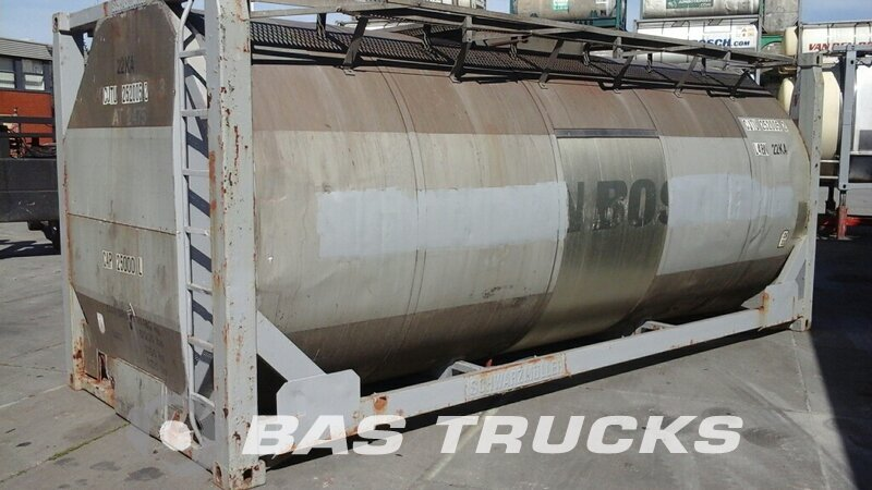 photo of Used Containers Schwarzmüller 20Ft Tankcontainer 25000Ltr 20ft 1970