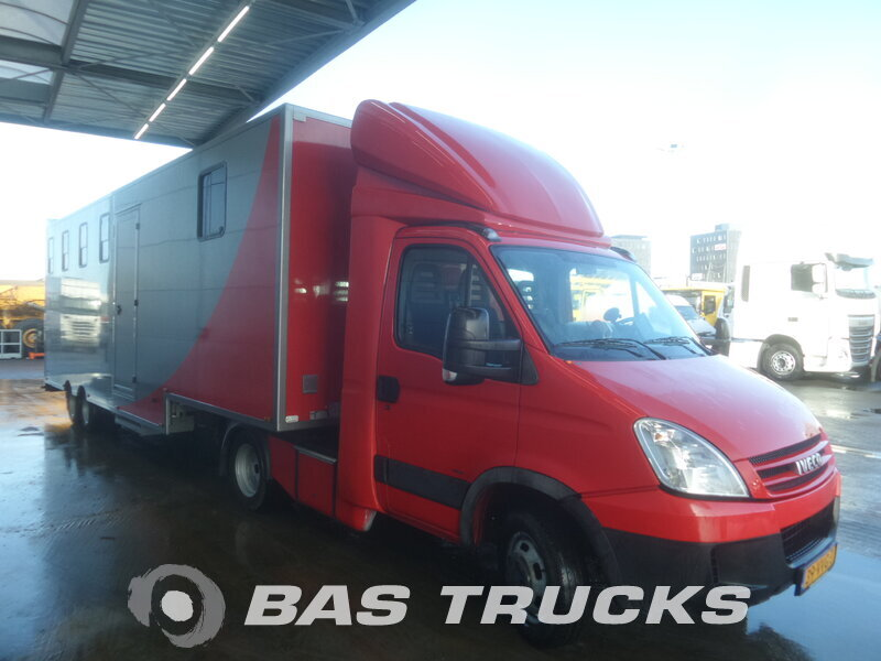 photo of Used Light commercial vehicle + Trailer IVECO Daily 35C15 4X2 2008