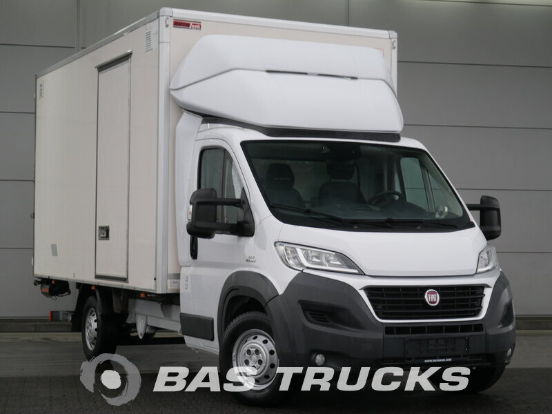 photo of Used Light commercial vehicle Fiat Ducato 2015