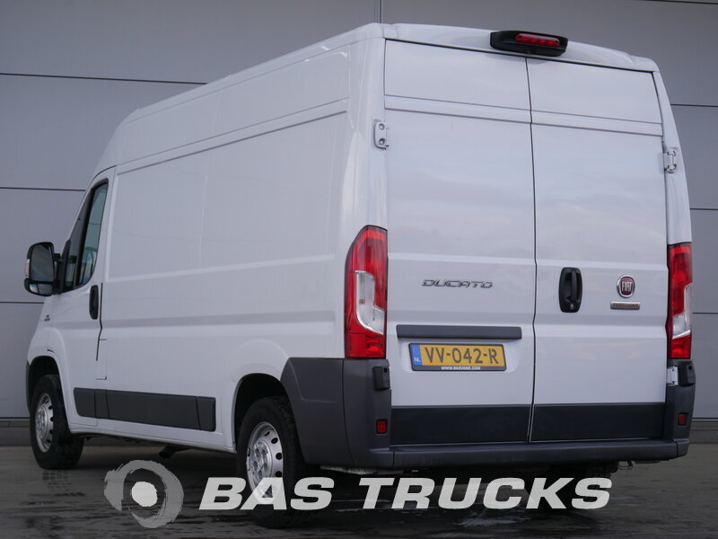photo of Used Light commercial vehicle Fiat Ducato 2016