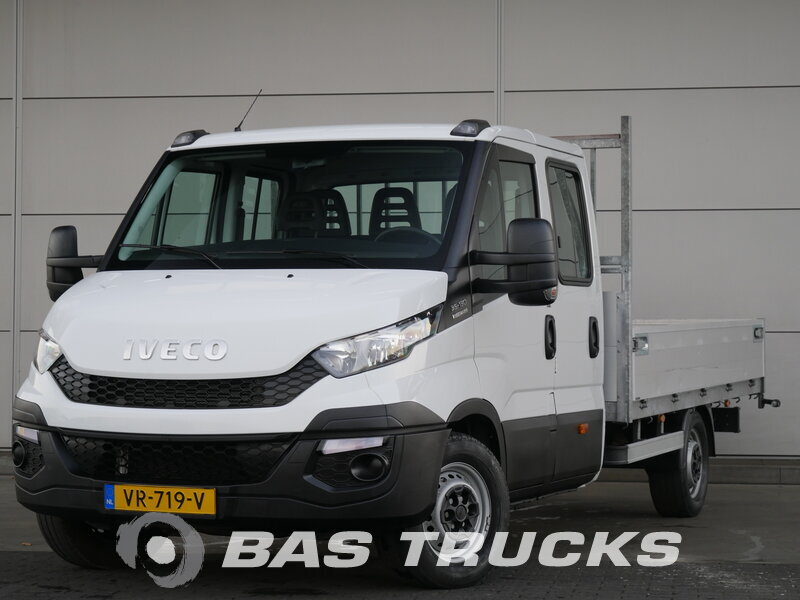 photo of Used Light commercial vehicle IVECO Daily 2015