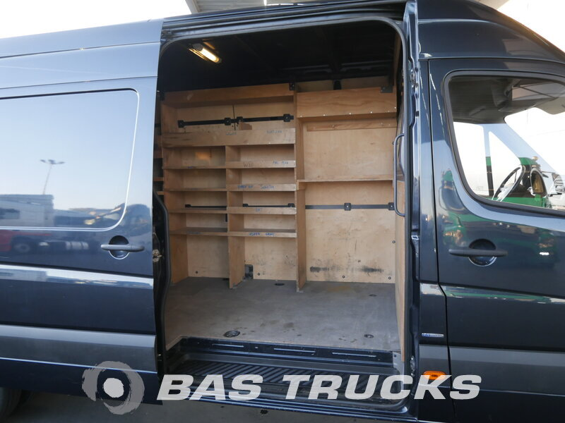 photo of Used Light commercial vehicle Mercedes Sprinter 2012