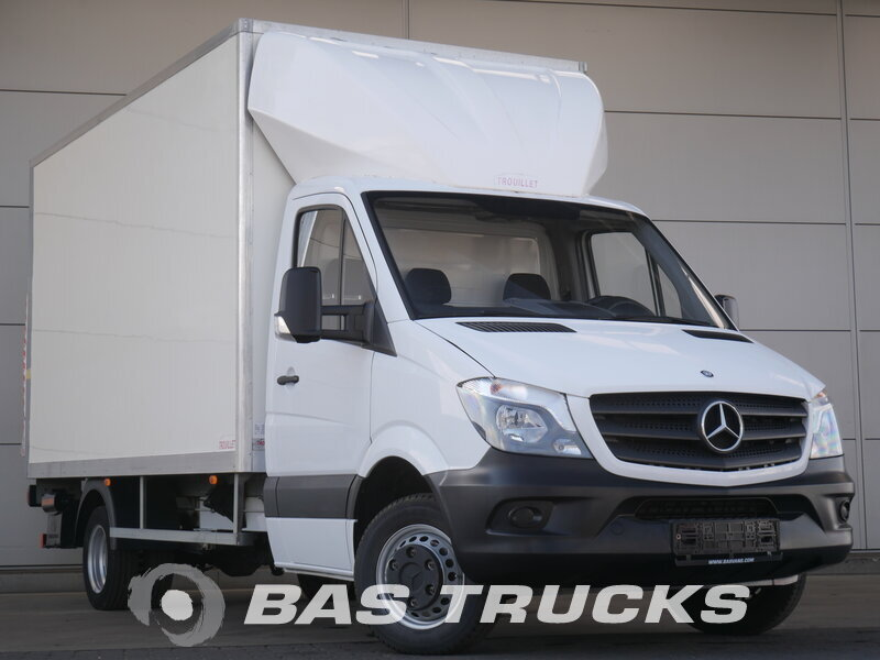 photo of Used Light commercial vehicle Mercedes Sprinter 2015