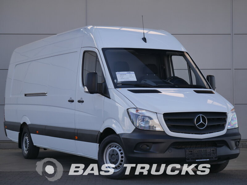 photo of Used Light commercial vehicle Mercedes Sprinter 316 2016