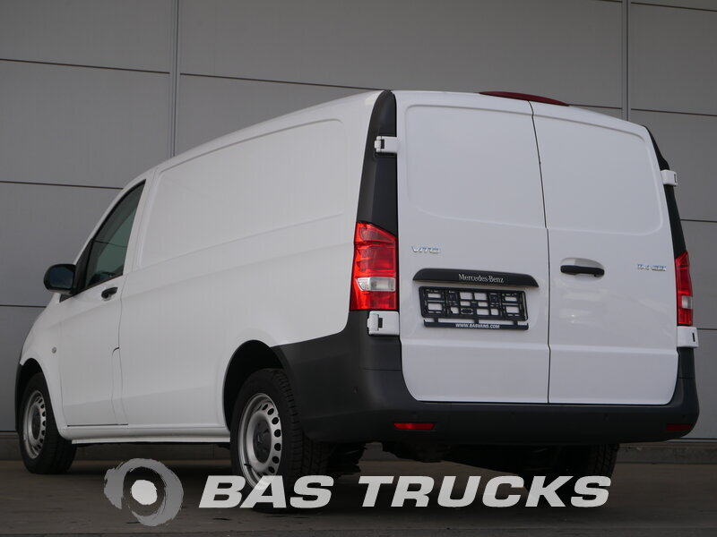 photo of Used Light commercial vehicle Mercedes Vito 114 CDI 2015