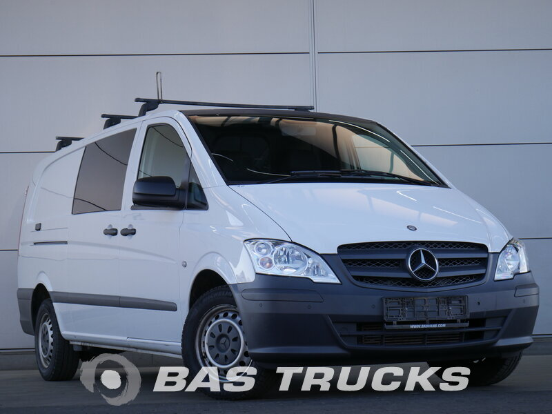 photo of Used Light commercial vehicle Mercedes Vito 2012