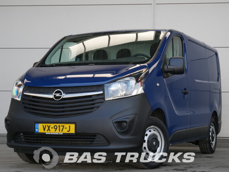 photo of Used Light commercial vehicle Opel Vivaro 2016