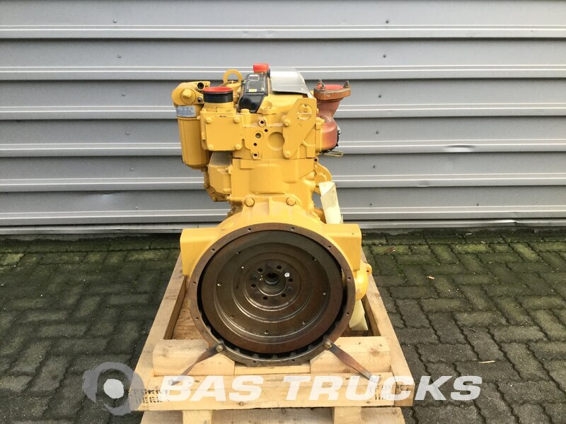 photo of Used Machinery attachments Caterpillar 3054C 2010