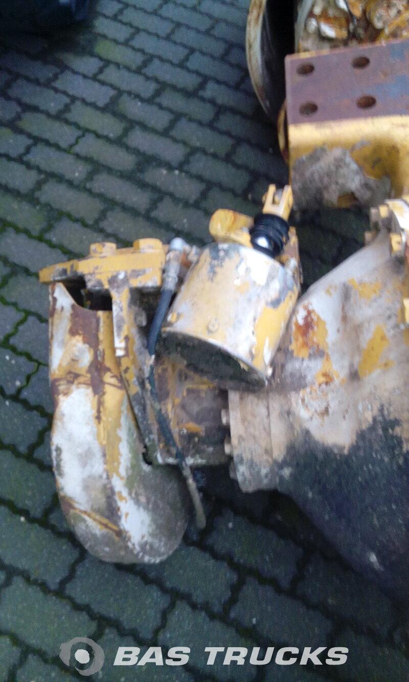 photo of Used Machinery attachments Komatsu WA 600 axles 2008