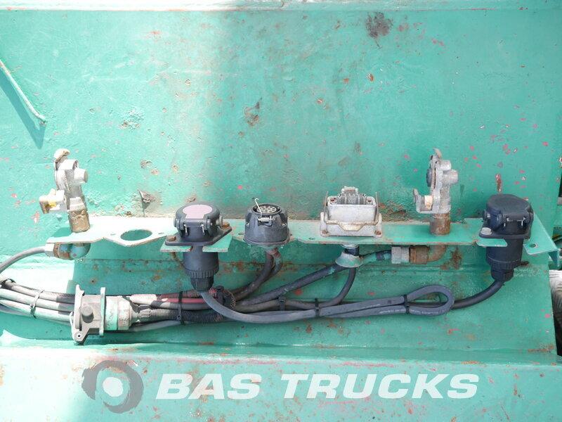 photo of Used Semi-trailer Goldhofer Dolly VA2-39/80 Axels 1994