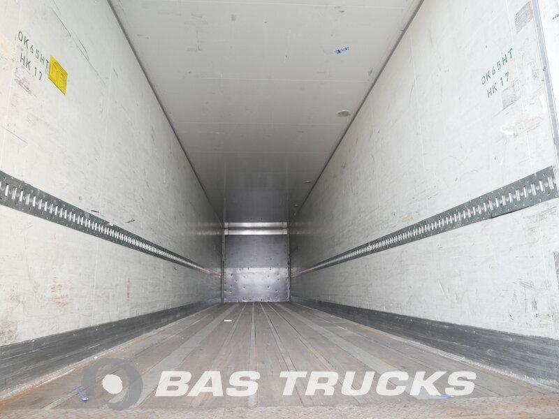 photo of Used Semi-trailer KOGEL Hartholz-Boden Licht Isoliert S24 3 Axels 2008