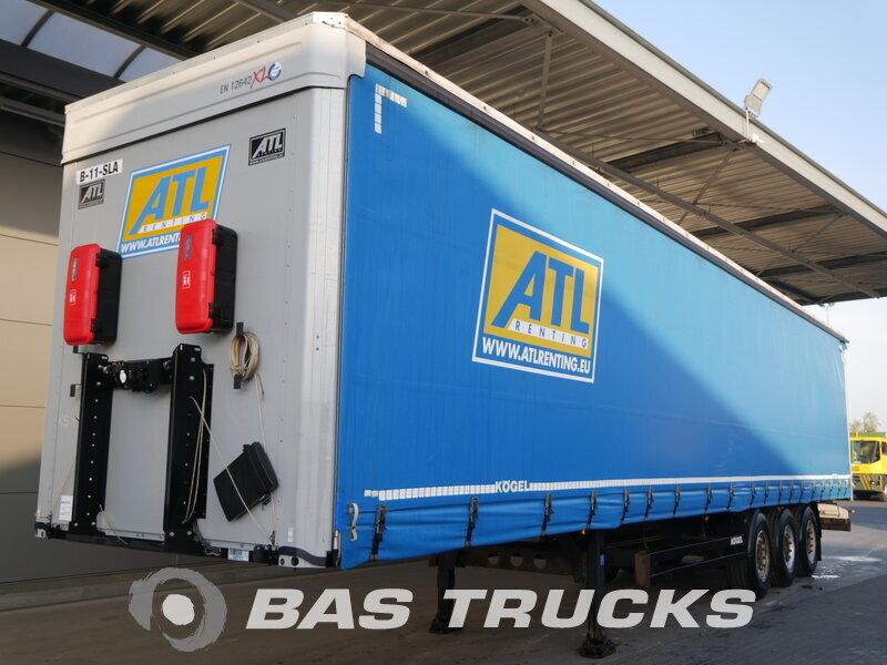 photo of Used Semi-trailer KOGEL S24-1 Axels 2014
