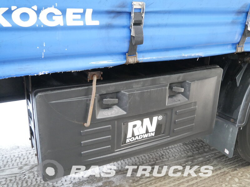 photo of Used Semi-trailer KOGEL S24 Axels 2011