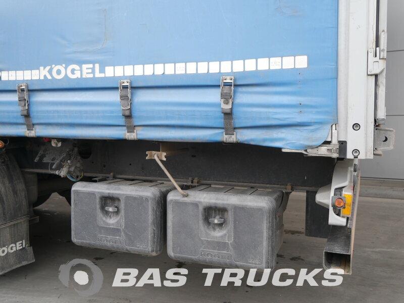 photo of Used Semi-trailer KOGEL S24 Axels 2014