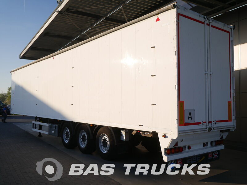 photo of Used Semi-trailer Knapen K100 Axels 2012