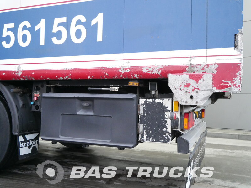 photo of Used Semi-trailer Kraker 87m³ CF-300 Axels 2003