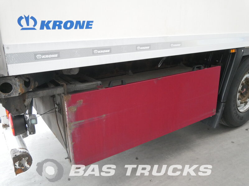photo of Used Semi-trailer Krone SD Axels 2012