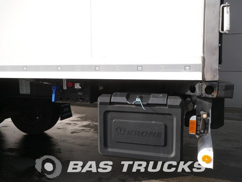 photo of Used Semi-trailer Krone SD Axels 2013